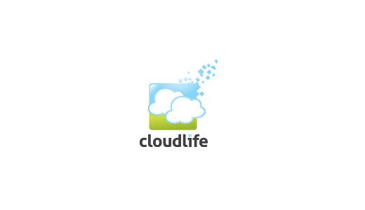 Cloud-Life-technology-logo-design