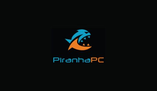 PiranhaPc-technology-logo-design