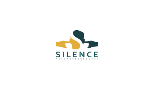 Silence-Future-Technology-logo-design