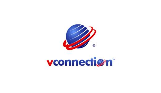 V connection- IT Company Logo