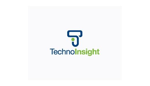 TechnoInsight- Creative IT Company Logo
