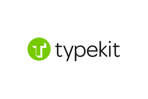 Typekit-online-font-for-logo-providing-website