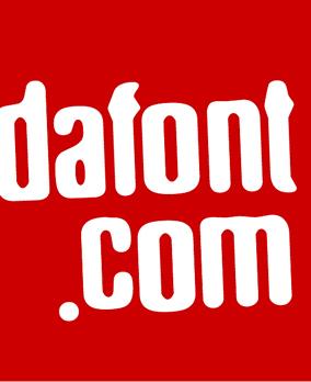 dafont.com-online-font-for-logo-providing-website