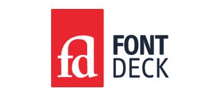 fontdeck-online-font-for-logo-providing-website