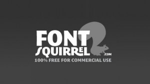 fontsquirrel-online-font-for-logo-providing-website