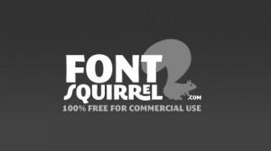 fontsquirrel-online-font-for-logo-providing-website