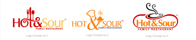 Awesome restaurant logo design